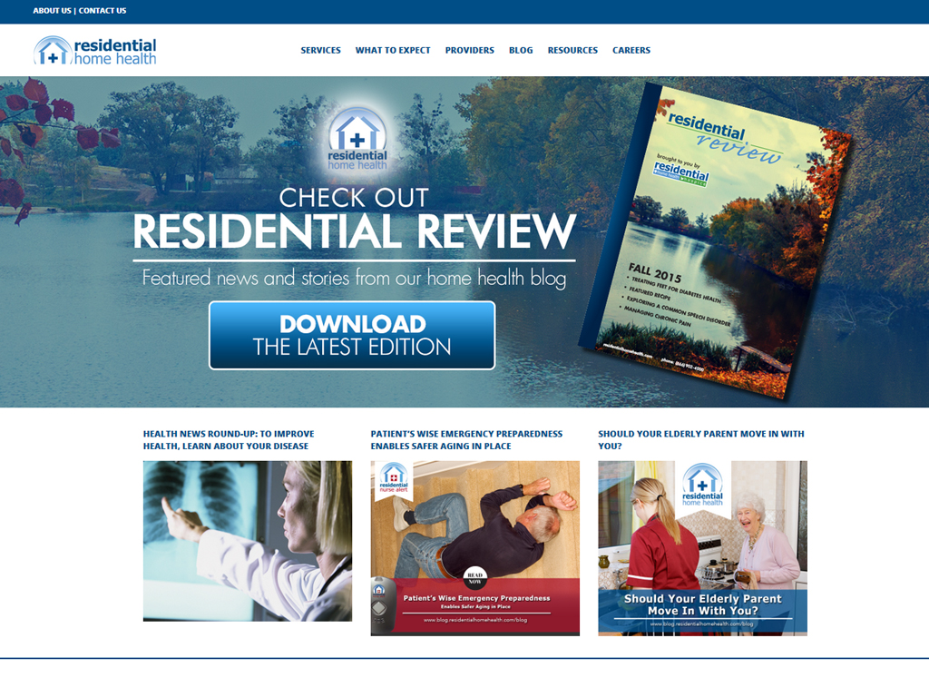 Residential Home Health - Oryan Agency